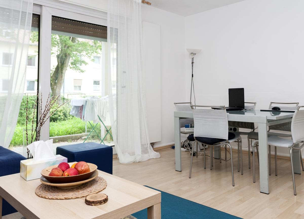 Wohnzimmer EG Ansicht3