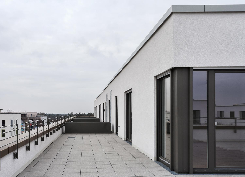 Dachterrasse Ansicht 4