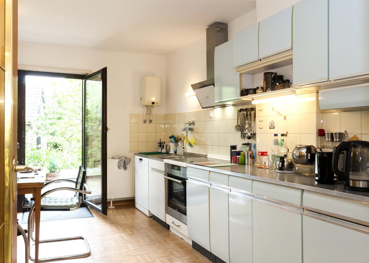 Küche EG Ansicht 1