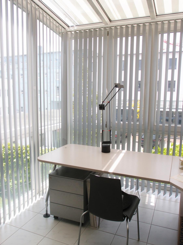 Arbeitszimmer mit Wintergarten Anischt 2