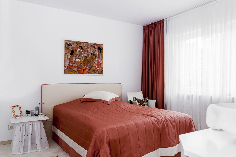 Schlafzimmer Ansicht 1