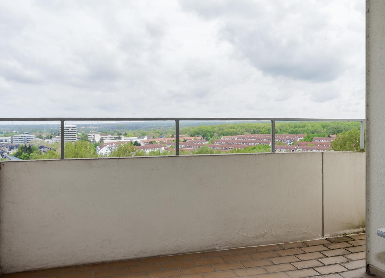 Balkon Nord/West Ausblick