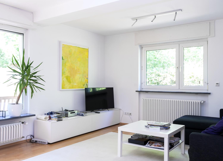Wohn-/Schlafzimmer Ansicht2