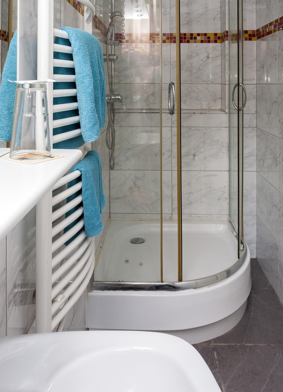 Duschbad Gästezimmer