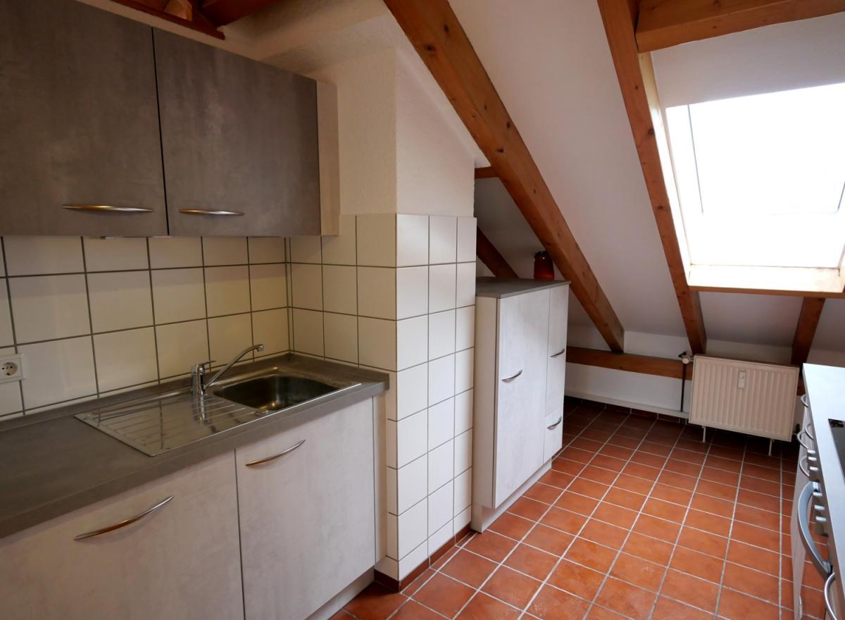 Küche DG Ansicht 2