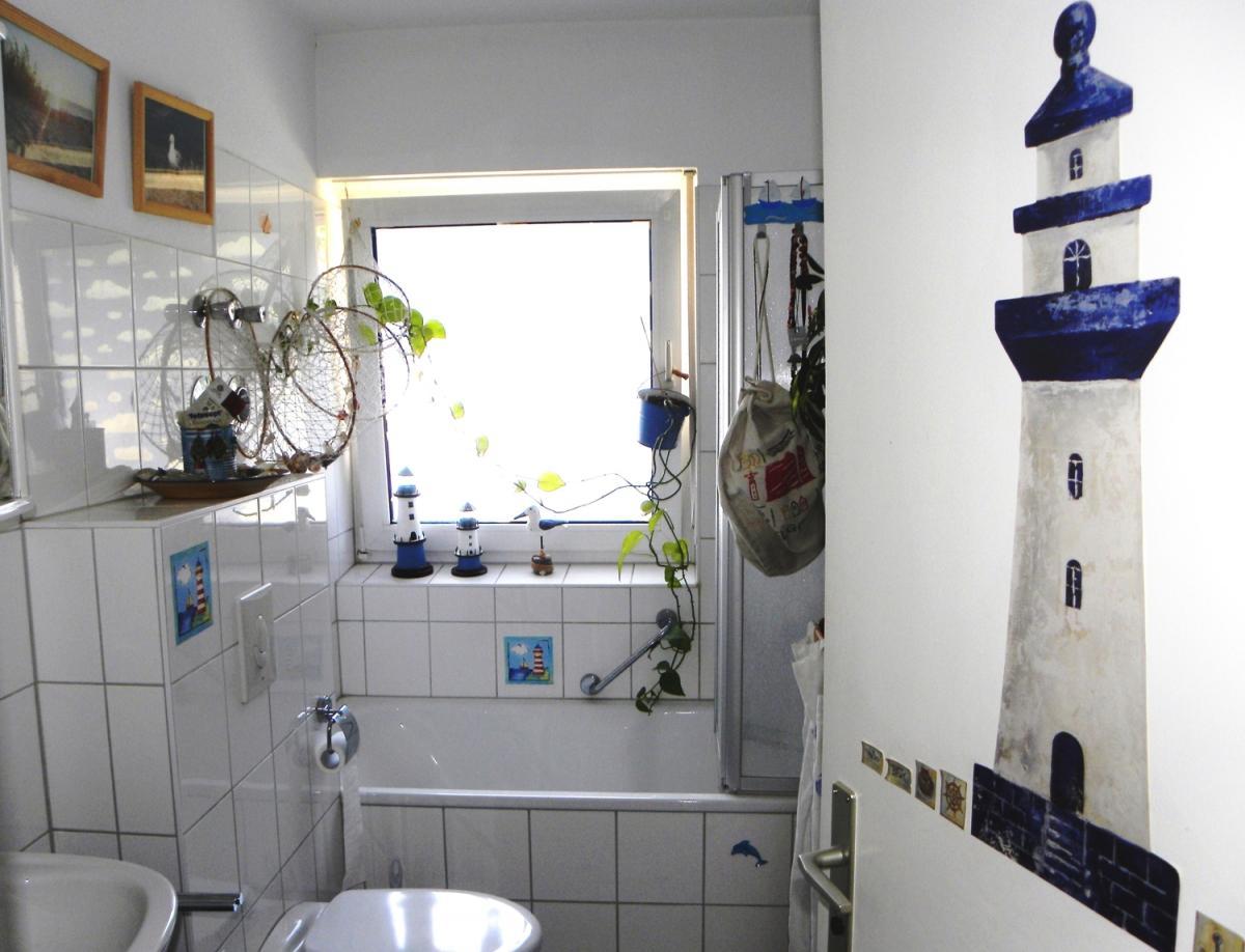 Badezimmer 1.OG Wohnbeispiel