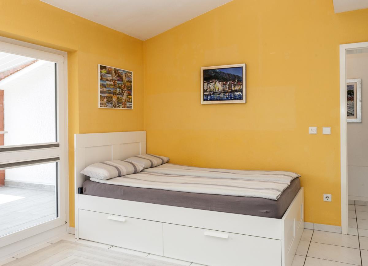Kleines Schlafzimmer Ansicht2