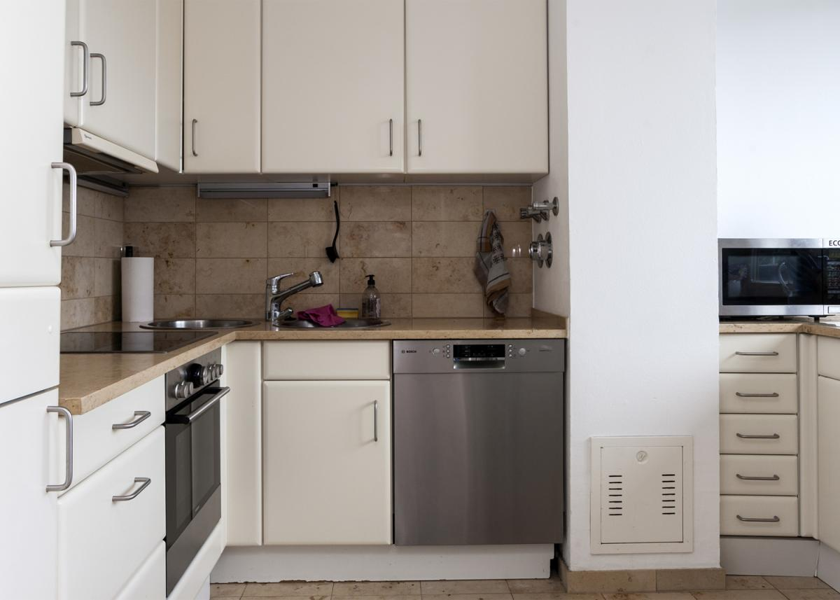 Küche Ansicht 1