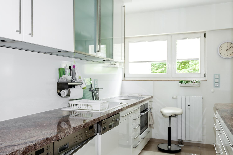 Küche mit EBK Ansicht 2