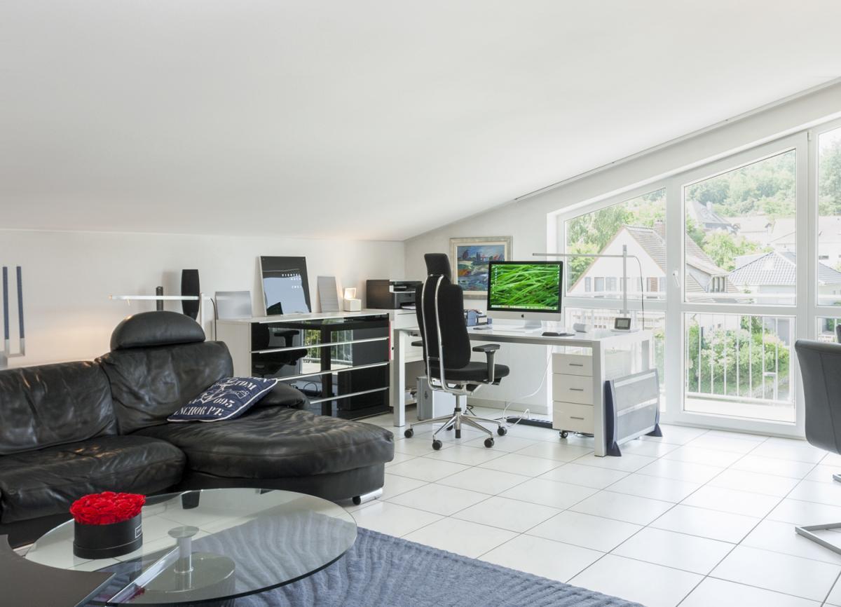 Wohn- Essbereich Ansicht3