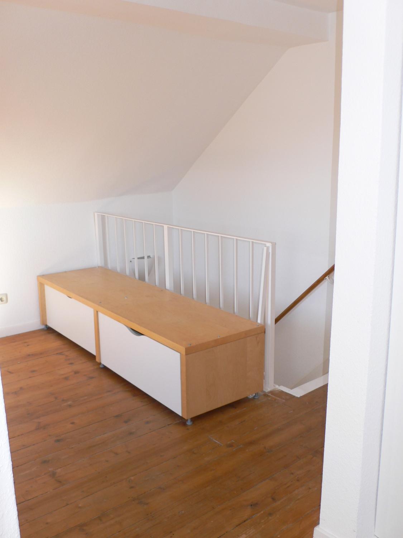 Schlafzimmer, Vorraum