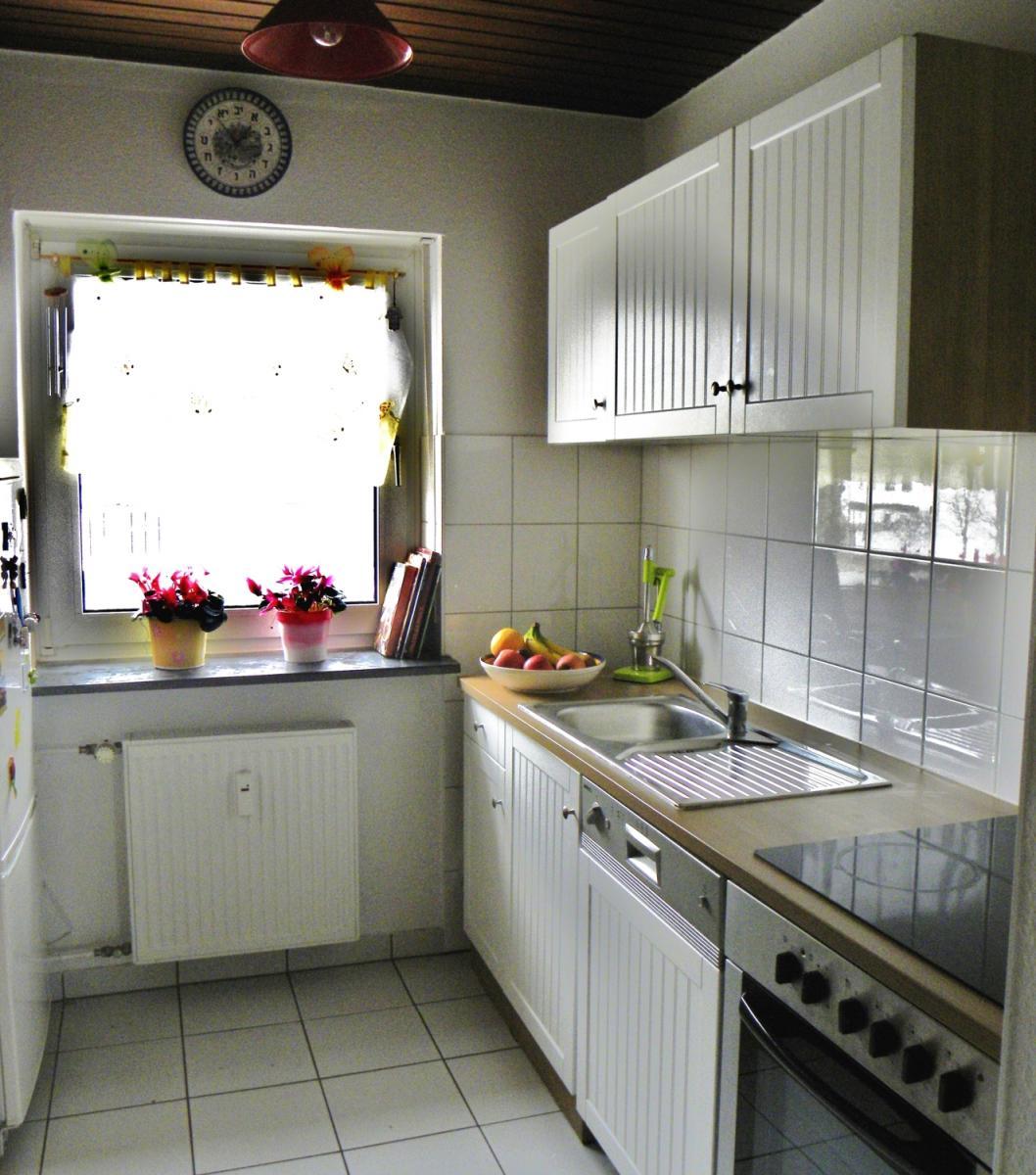 Küche 1. OG Wohnbeispiel