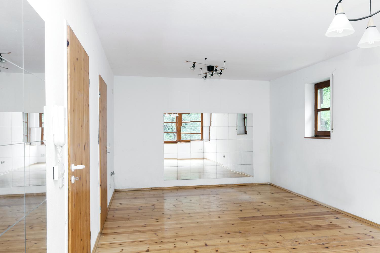 Zimmer 2 Gartengeschoss