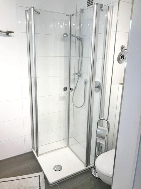 Badezimmer Ansicht 3