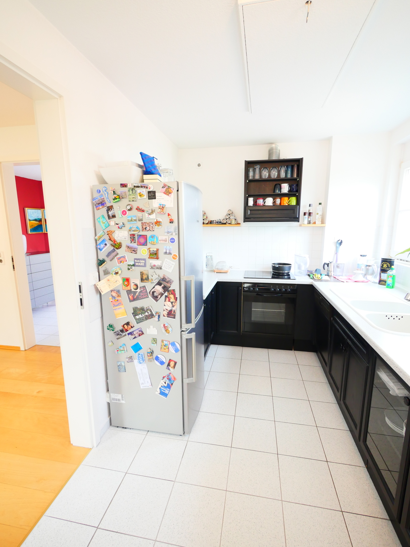 Küche mit EBK Ansicht 1