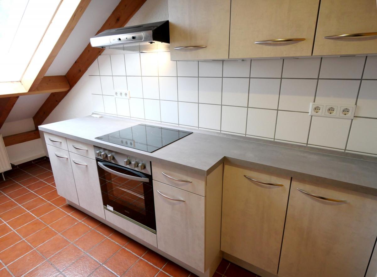 Küche DG Ansicht 1