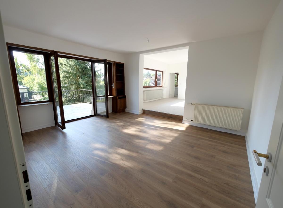 Wohnzimmer, Raum 1