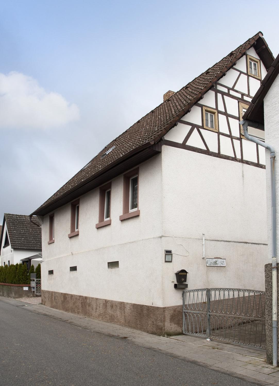 Vorderhaus Ansicht1