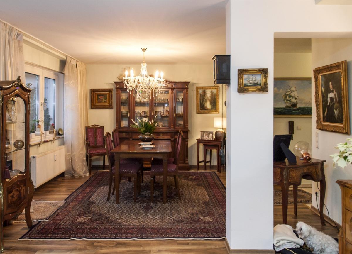 Wohn-Eßzimmer Ansicht2