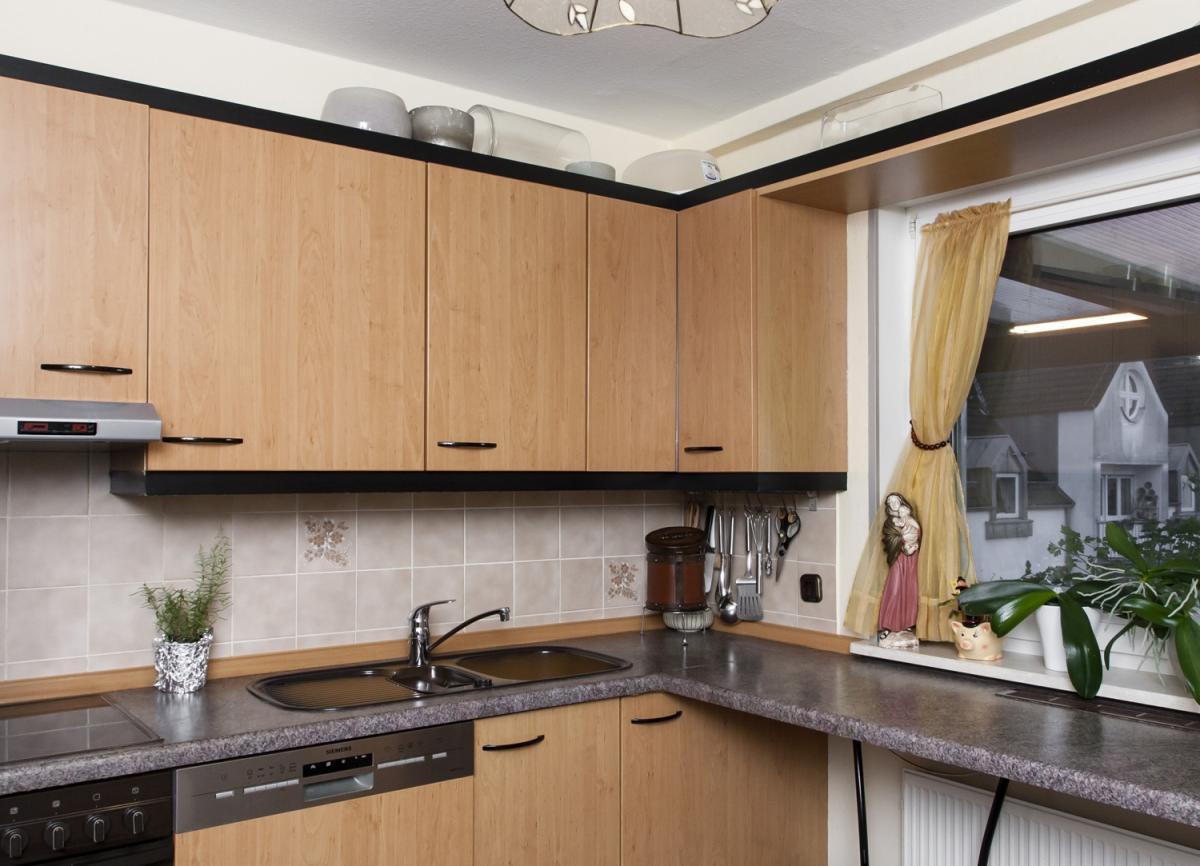 Küche Ansicht1
