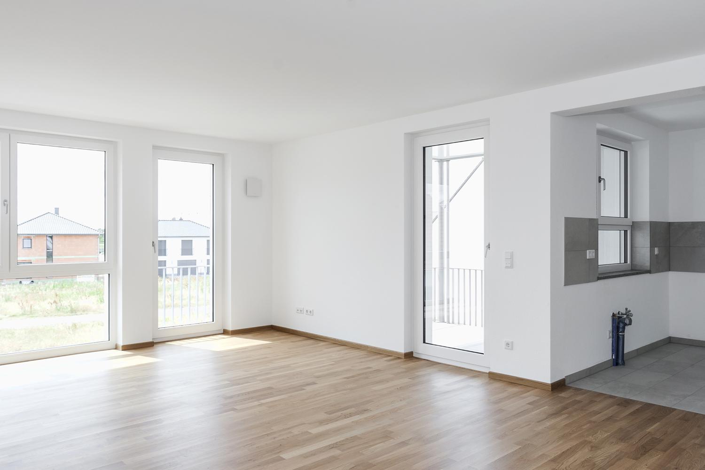 Wohnzimmer mit