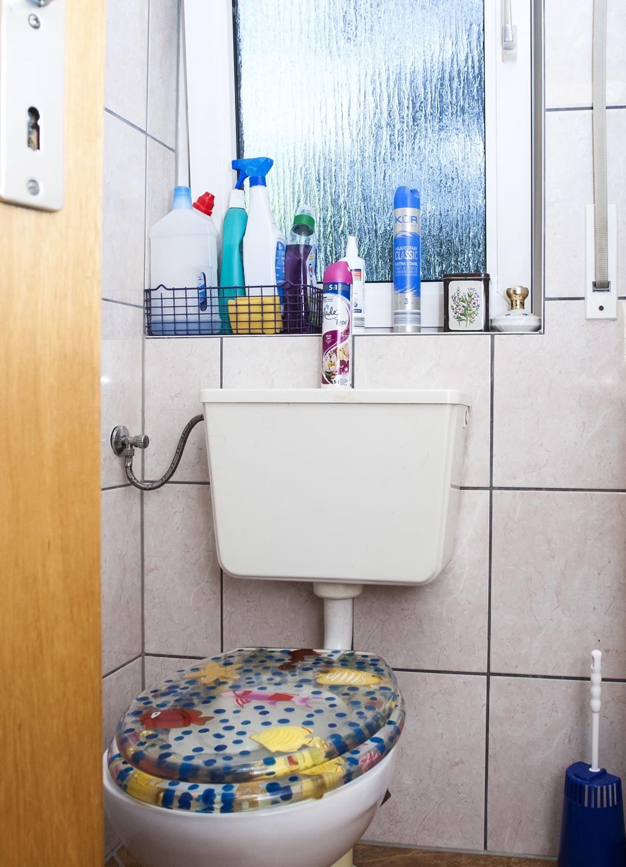 WC Gast EG
