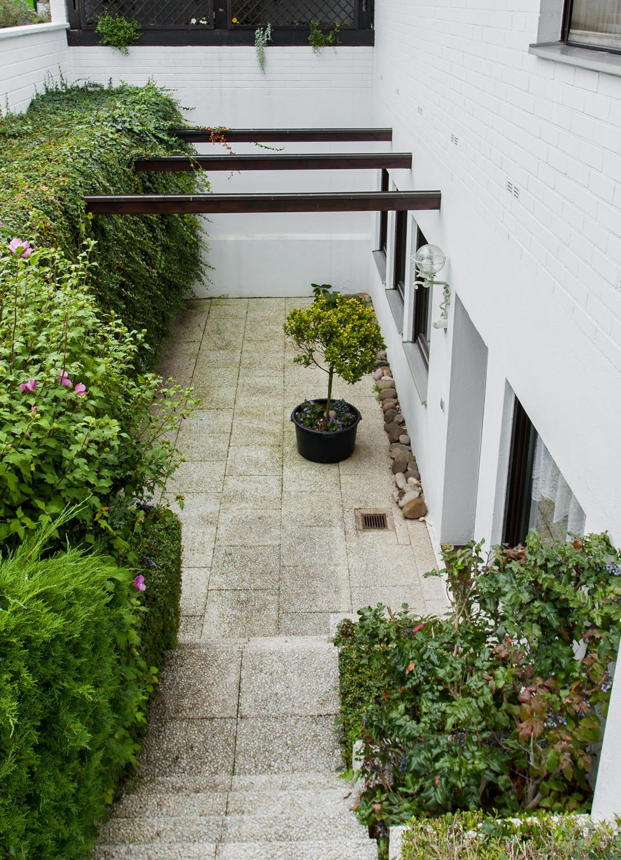 Einliegerwohnung Terrasse