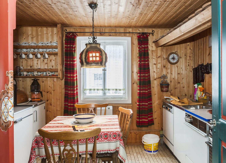 Wohnung Fachwerk Küche (1.OG)