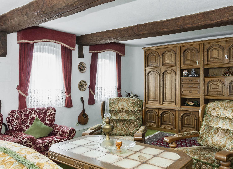 Wohnung Fachwerk Wohnraum 1.OG Ansicht4