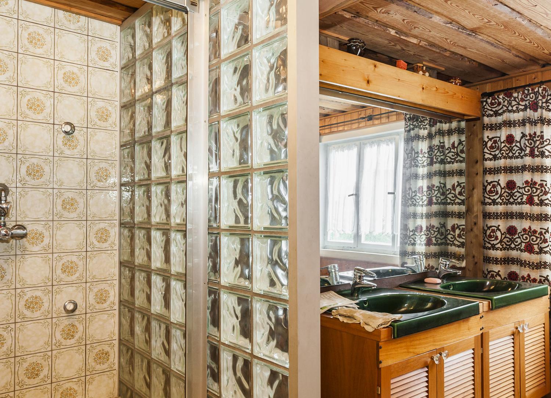 Wohnung Fachwerk Badezimmer 1.OG Ansicht1