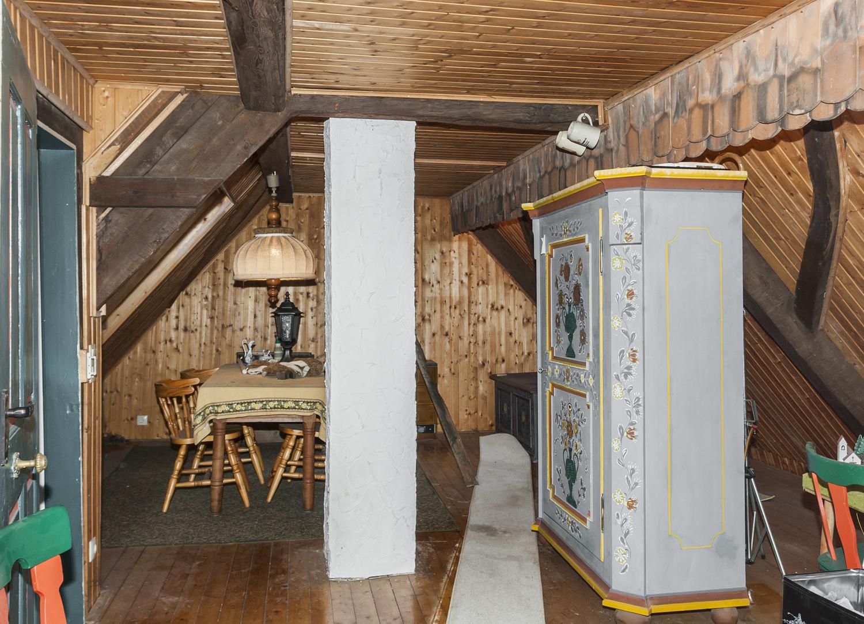 Wohnung Fachwerk Arbeitszimmer DG Ansicht1
