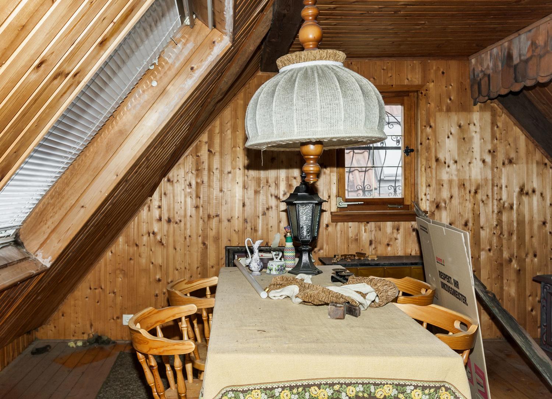 Wohnung Fachwerk Arbeitszimmer DG Ansicht2