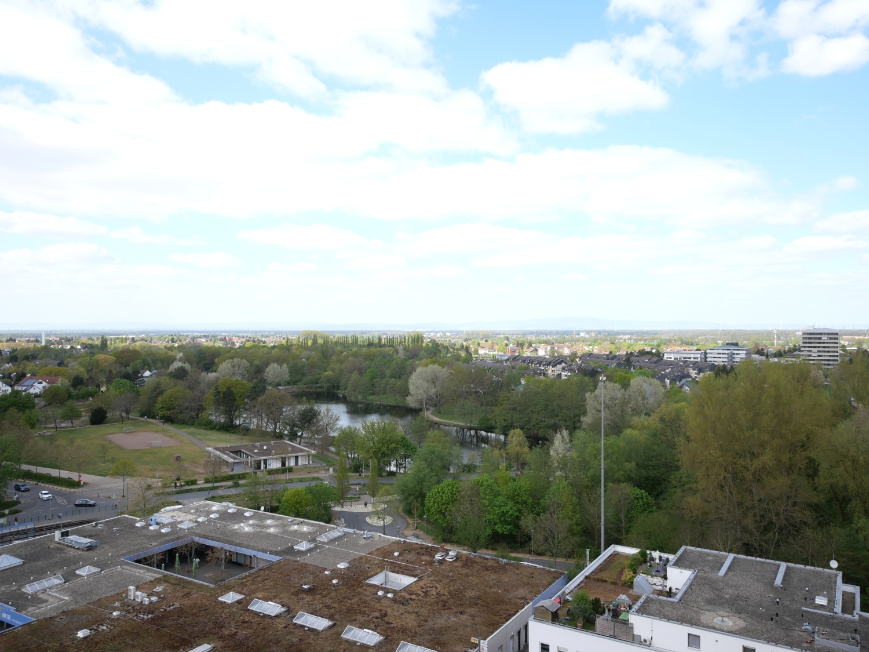 Ausblick Nord-Balkon Bild 1