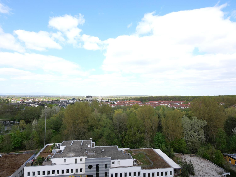 Ausblick Nord-Balkon Bild 2